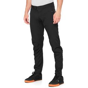 100% Airmatic Pants Men, czarny